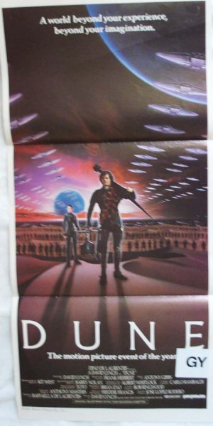Dune movie posters