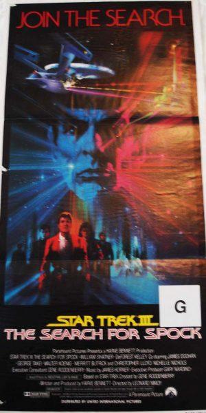 Star Trek 3 movie poster